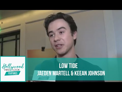 LOW TIDE (2019)   LA Premiere With JAEDEN MARTELL & KEEAN JOHNSON & The Cast With RICK HONG