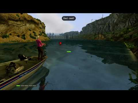 Bass Pro Shop: The Strike Xbox - 360 (HD)