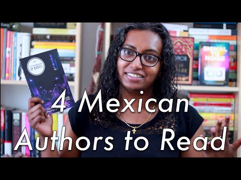 4 Mexican Authors to Read