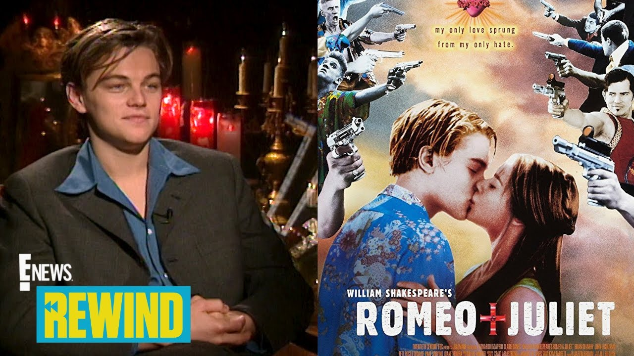 """Download """"Romeo + Juliet"""" 23 Years Later: Rewind   E! News"""