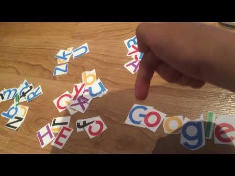 Google logo bloopers 1