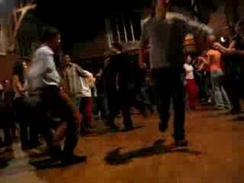 A Ceilidh in Elphinstone Hall