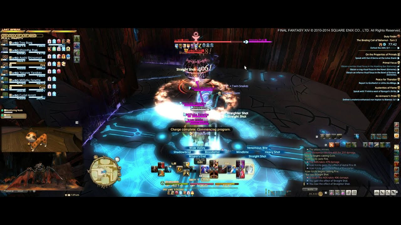 Final Fantasy XIV: A Realm Reborn - Out Now on PS3 & PS4 - 4