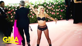 Stars take the camp theme to extremes at Met Gala l GMA