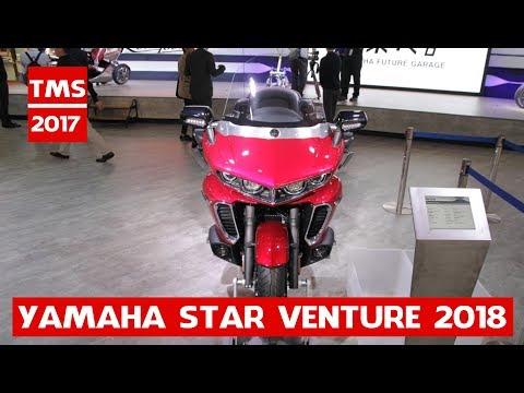 New Yamaha Star Venture 2018 - Yamaha Star Venture at the 2017 Tokyo Motor Show