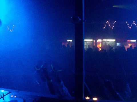 Sam Boylan at TRAXX Nightclub (Durban, South Africa) - March 2008