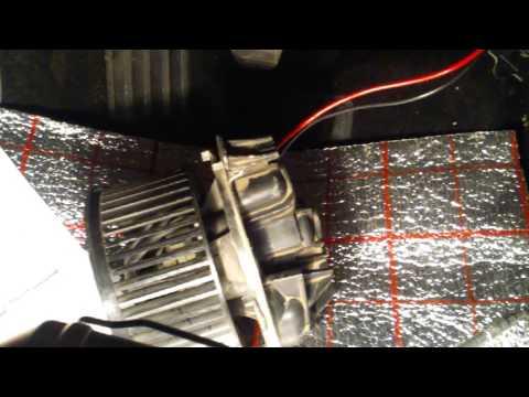 Вентилятор отопителя Рено Меган 2. Развод офицальных диллеров.