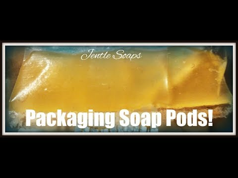 Yuzu St Patrick Bodywash Pods  | Artisan Soap Pods |  How to