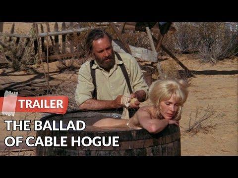 The Ballad of Cable Hogue 1970 Trailer | Jason Robards | Stella Stevens