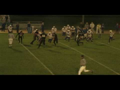 Youth Football Weekly 8 Man Unbalanced Double Wing