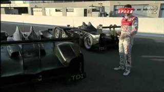 The New Audi R15 TDI  Videos