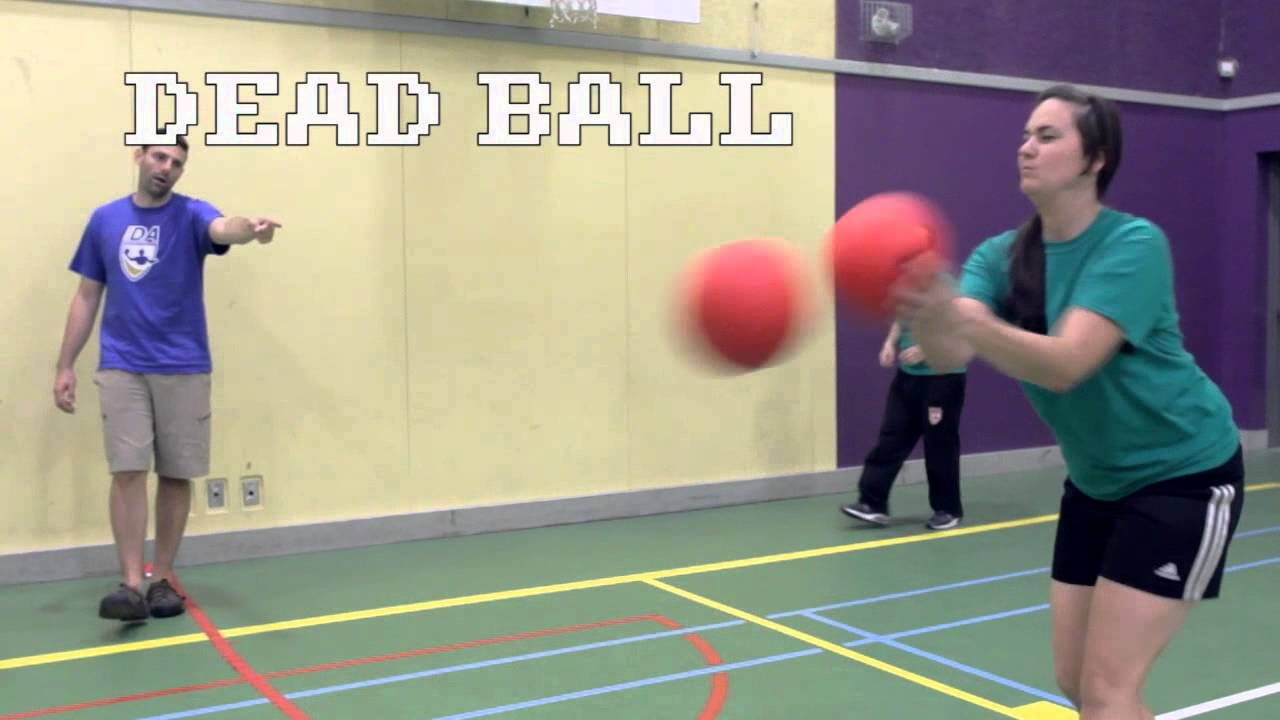 Video IDA Dodgeball 101 - How To Play Dodgeball Rules