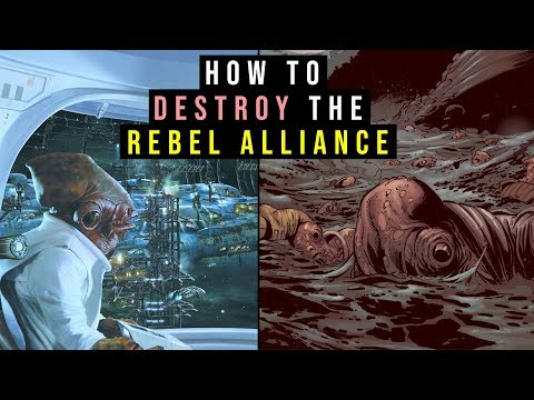 How the EMPIRE could have crippled the REBEL ALLIANCE | Star Wars Legends Lore