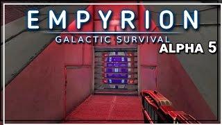 ★ Empyrion Galactic Survival alpha 5 gameplay - Drone base 3 - Part 19 - Empyrion alpha 5