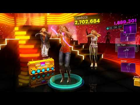 Dance Central 3 DLC  Fergalicious Hard  Fergie ft william  Gold Stars