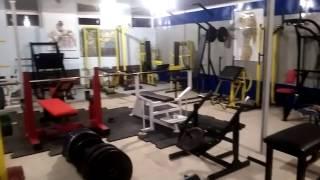 Новий тренажерний зал у м. Перечин(17 листопада 2016 року в м. Перечин по вул. Гагаріна (біля