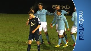 GOAL OF THE MONTH | February: The best Manchester City goals from U16 - U21