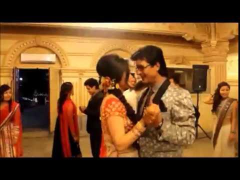 Rajesh Hamal Wedding Reception party - YouTube