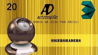 20 SigerShaders | 3ds Max + V-Ray - AutoDiseño