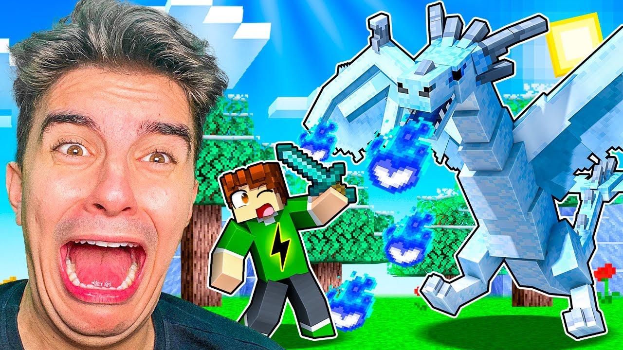 O DRAGÃO DESTRUIU A NOSSA CASA !! - Universo de DRAGÕES #10