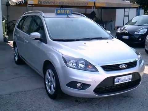 ford focus 1 6 td ci 110cv sw titanium youtube. Black Bedroom Furniture Sets. Home Design Ideas