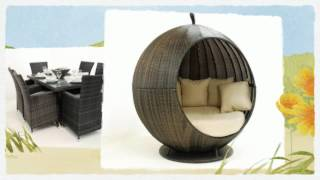 Rattan Furniture from The Furniture Business