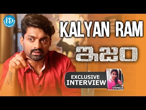 ISM Movie || Actor Kalyan Ram Exclusive Interview || Zoomin With Vrinda #4 || #231