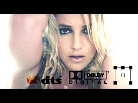 Britney Spears  Criminal 51 DTS AC3 tracks