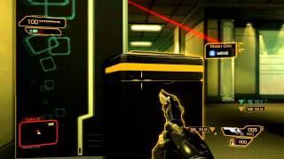Deus Ex: Human Revolution: Walkthrough - Part 8 [Mission 5] - Restroom Shootout (Gameplay)