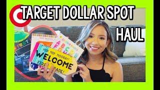 TARGET DOLLAR SPOT HAUL!