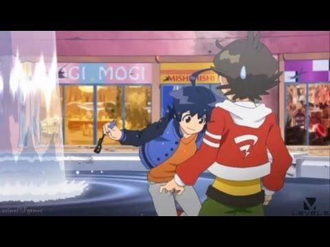 Danball Senki W - Ch.1 Ep.4 The LBX Rebellion  ★Play PSP ダンボール戦機 W LBXの反乱