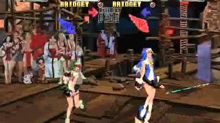 Guilty Gear Isuka [PC] [Bridget vs Bridget]