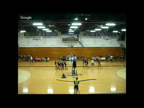 Independence Community Pirates Volleyball vs Cowley County Community College