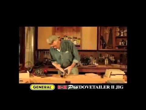 General #861 Dovetail II Jig Promo no music