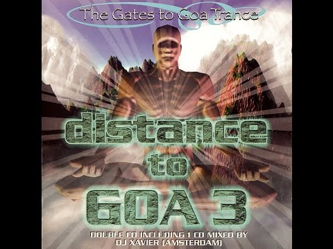 Distance To Goa 3 (CD1)