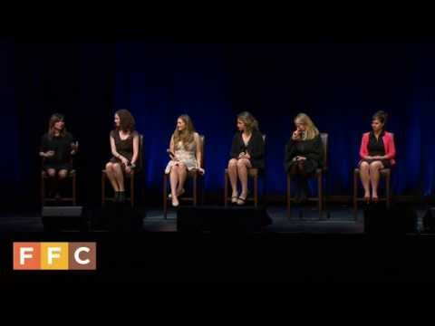 YC Panel At Female Founders Conference 2015