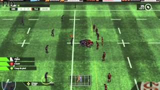 [Test] Rugby 15 (PC) 1080p