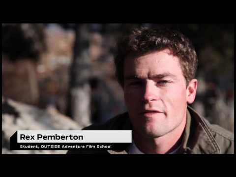 Mountaineer Filmmaker Michael Brown Interview on Outside Today