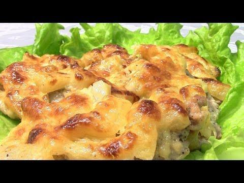 Куриные отбивные с сыром Вторые блюда