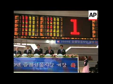 WRAP South Korea stocks get off to weak start ADDS HK markets