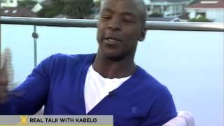 Real Talk with Kabelo (24.10.2012)