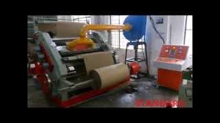 High Speed Fingerless Single Facer Paper Corrugation Machine (paper Corrugated Box Making Machine)