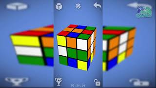 Magic Cube Puzzle 3D Android Gameplay screenshot 2