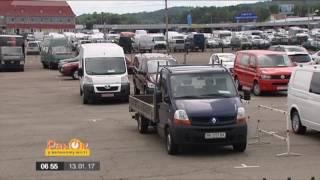На дорогах Украины станет больше старых автомобилей