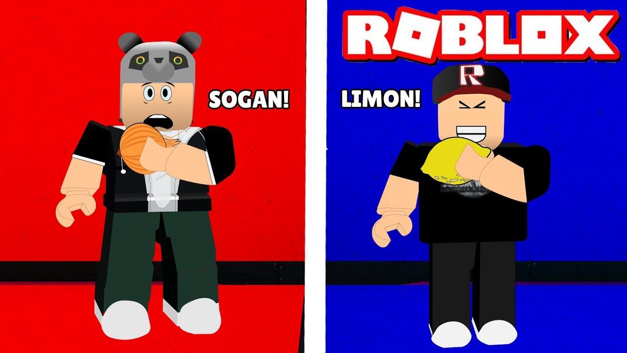 Acı Soğan mı Ekşi Limon mu? Hangisini İstersin? - Panda ile Roblox Would You Rather 2