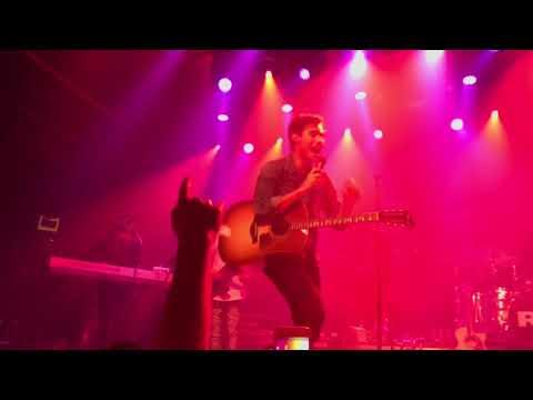 Jorge Blanco, Una Noche - Live at New Addictions Tour, Melkweg Amsterdam 26/09/2017