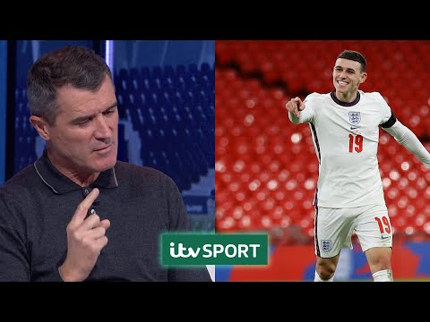 It's like what Paul Scholes used to do, football intelligence - Roy Keane on Phil Foden | ITV Sport