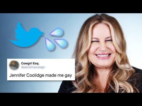 Jennifer Coolidge Reads Thirst Tweets