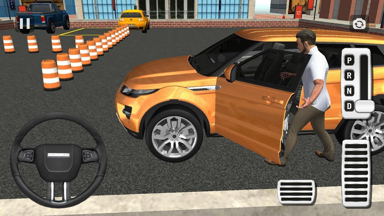 Master of Parking SUV Ep9 - Parking Game Android gameplay #carsgames