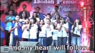 GBI Medan Plaza Rayon IV Ibadah Valentine